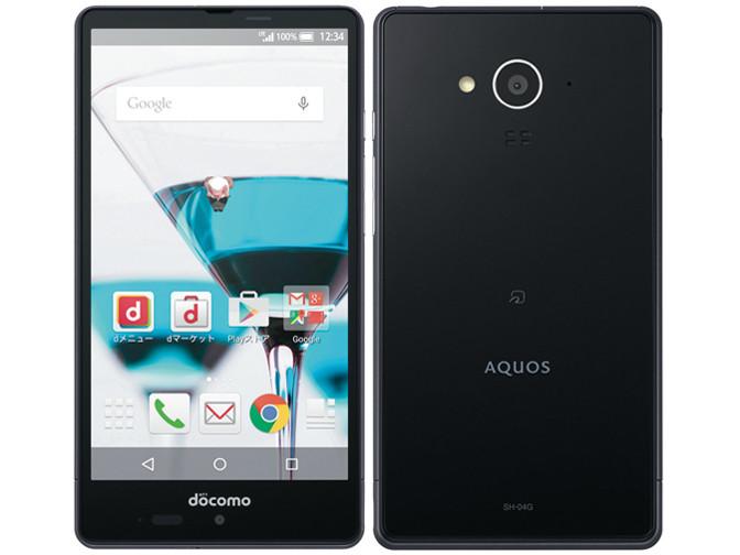 Kyoex - Shop Buy Docomo Sharp SH-04G Aquos Ever IGZO Edgest Unlocked  Japanese Phone