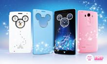 Docomo LG DM-01G Disney Swarovski Phone