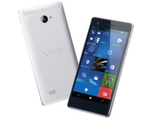 Vaio Phone Biz Windows 10 Phone