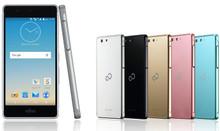 Fujitsu Arrows M03 Metal Slim Tough Phone