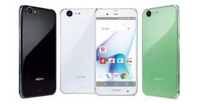 Docomo Sharp SH-04H Aquos Zeta Phone