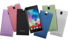 Freetel Samurai Priori 4 Android Phone (Full Set all colors)