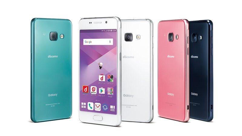 Docomo Samsung SC-04J Galaxy J Feel (Galaxy Compact) Unlocked