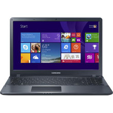 "Samsung - ATIV Book 4 15.6"" Laptop - 6GB Memory - 750GB Hard Drive - Mineral Ash Black"