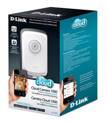 D-Link DCS-930L mydlink-Enabled Wireless-N Network Camera