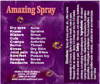 Amazing Spray 2 oz.