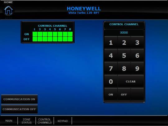 Honeywell Vista-128BPT - Crestron Application Market