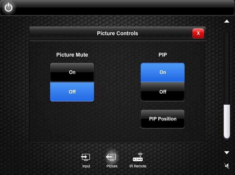 Sony 2014 Bravia - Crestron Application Market