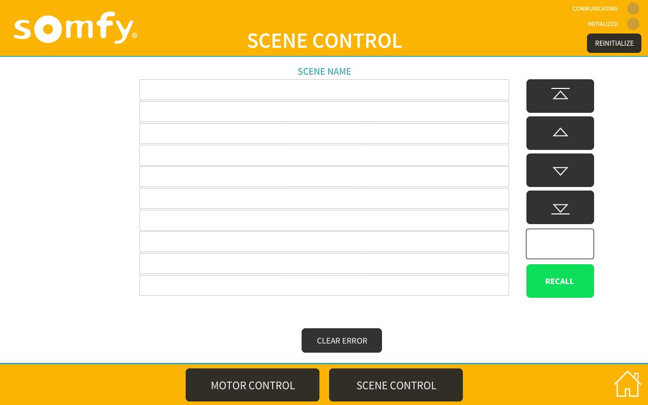 Somfy myLink v1 1 - Crestron Application Market