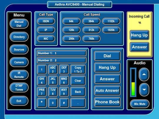 Aethra Avc 8500 Manual
