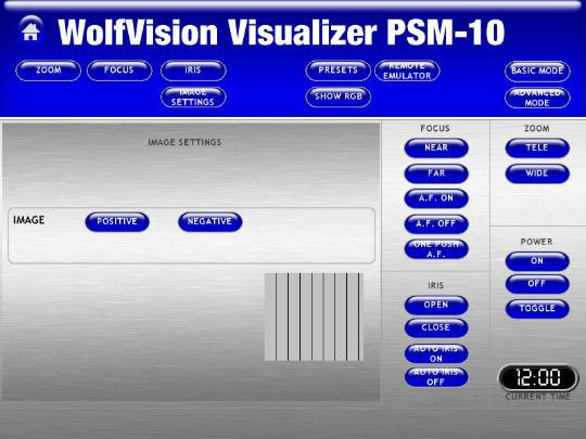 WolfVision SCB-1 Camera Module XP