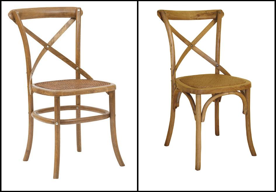 Comparing French Provincial Chairs And Stools