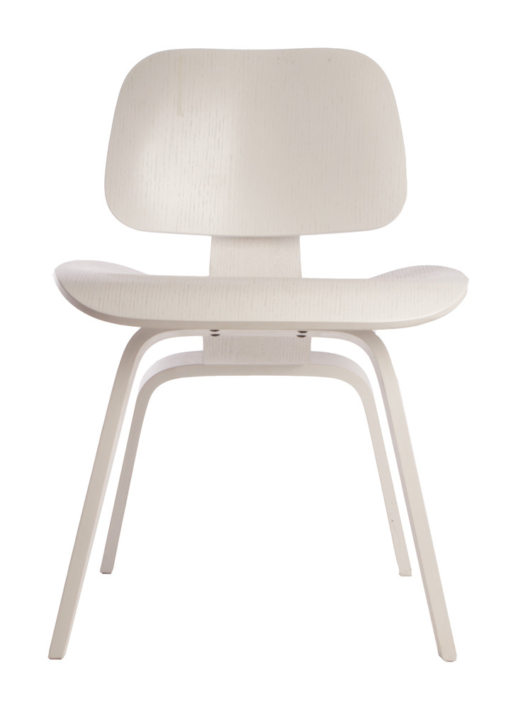 replica eames chair dcw white only 189. Black Bedroom Furniture Sets. Home Design Ideas