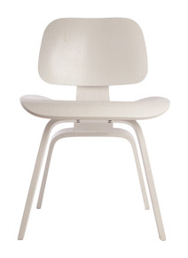 Replica Eames Chair DCW - White