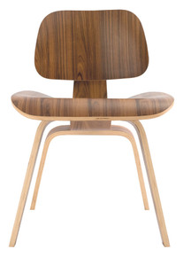 Walnut Replica Eames DCW