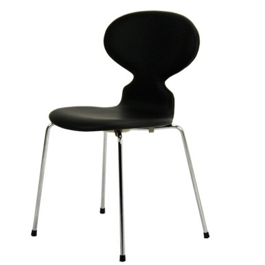 Black Arne Jacobsen Ant Chair