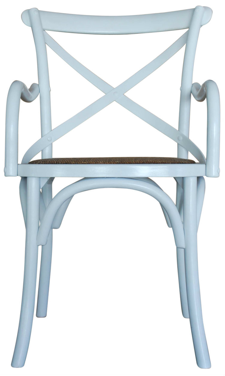 Provincial Carver Crossback Chair White Stools Amp Chairs