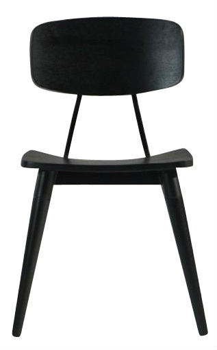 Replica Sean Dix Copine Dining Chair Black 199