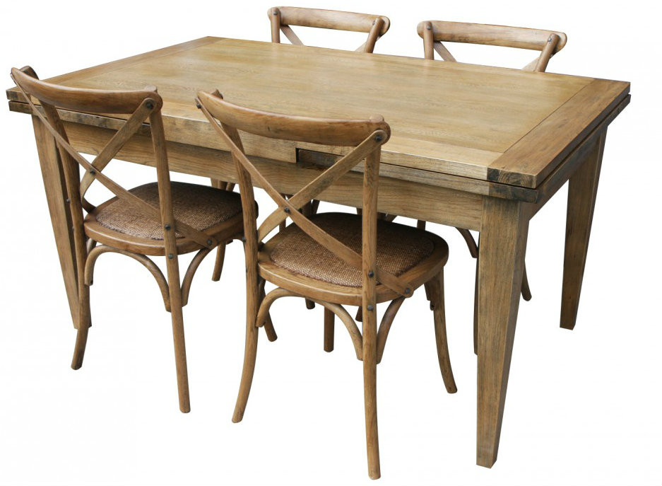Sensational Solid Oak Dining Table 150Cm Home Interior And Landscaping Ologienasavecom