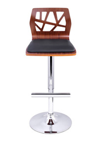 Modern Adjustable Swivel Bar Stool