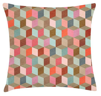 Cubic Cushion