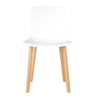Replica Jasper Morrison Hal Chair White