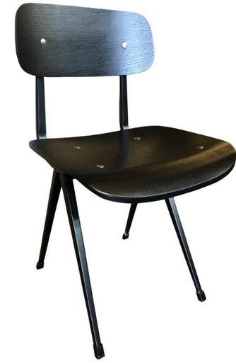 Attrayant Black Cafe Chair