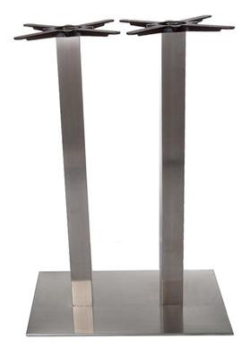 Stainless Steel Bar Table Base