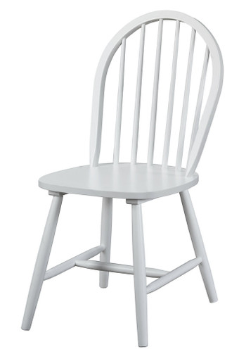 Classic Windsor Chair White Only 99 Brand New And In