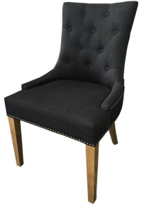 Maison Dining Chair in Black