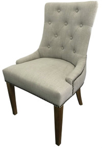 Maison Fabric Dining Chair - Natural