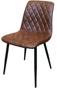 Chanel Leatherette Dining Chair