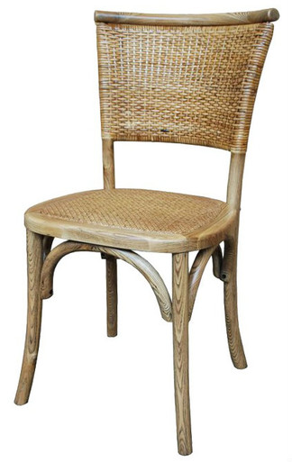 Provincial Rustic Chair in Natural