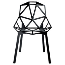 Replica Konstantin Grcic Chair One Black