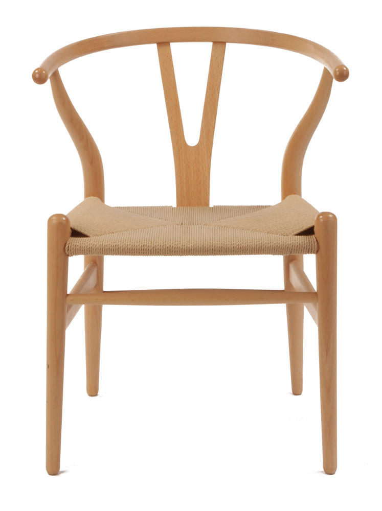 Replica Wegner Wishbone Chair Natural 169