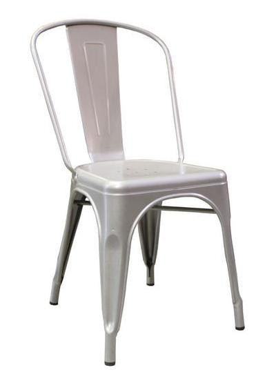 Replica Tolix Chair Silver Set Of 4 280