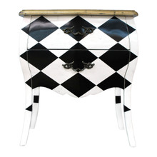 Black Diamond Bedside Front