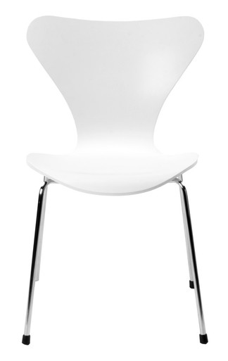 Replica Arne Jacobsen Series 7 Chair   White