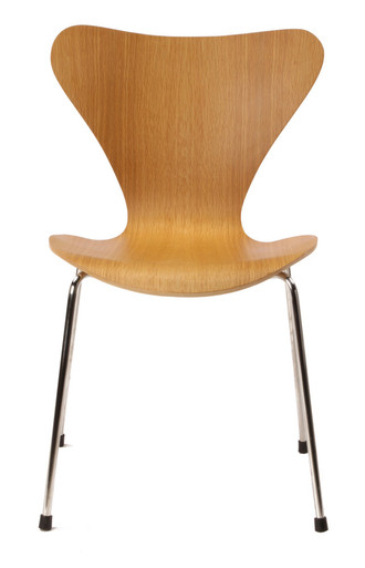 Replica arne jacobsen series 7 only 55 oak for Arne jacobsen replica