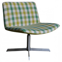 Peggy Sue Chair Lemon Lime Side