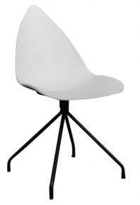 Replica Karim Rashid Ottawa Dining Chair - White