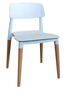 Matt's Dining Chair - White