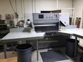 1997 Polar 115 E cutting system
