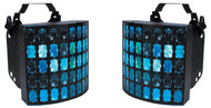 Two LED Disco Lights (Sound Activated)