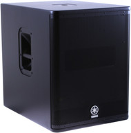 "Yamaha DXS15 15"" 600W Powered Subwoofer"