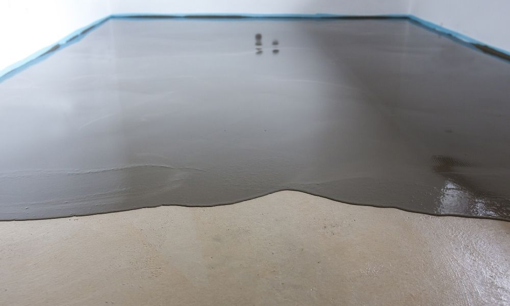 How To Ensure a Successful Self-Leveling Underlayment