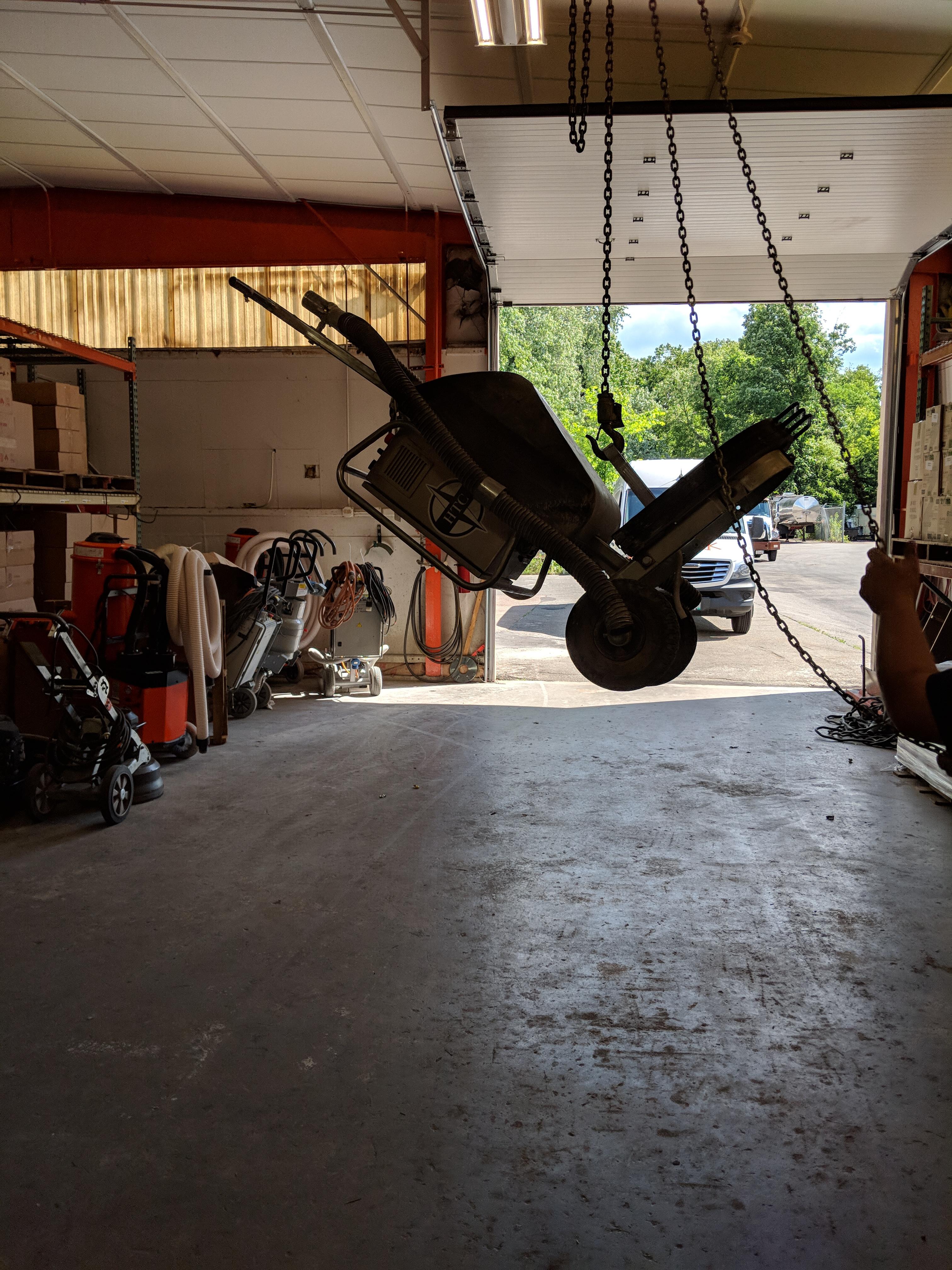 Bedrock Supplies & Rentals - Service Dept