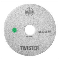 TWISTER is a revolutionary system that transforms dull terrazzo, natural stone, and polished concrete into glossy, brightly polished floors.