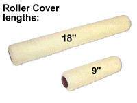 Shed Resistant Lint Free Roller Covers. High quality Premium roller Cover.