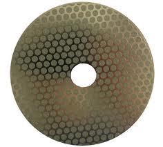 velcro backed electroplated diamond polishing pads